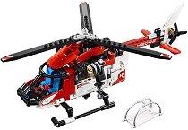 Хеликоптер за спасителни операции - 2 в 1 - играчка