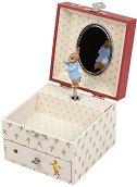 Музикална кутия - Зайчето Питър в  градината -