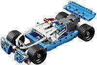 LEGO Technic - Полицейски автомобил 2 в 1 - играчка