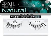 Ardell Natural Lashes Demi 102 - Мигли от естествен косъм -