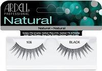 Ardell Natural Lashes 106 - Мигли от естествен косъм -