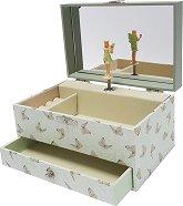 Музикална кутия - Феята на цветята - играчка