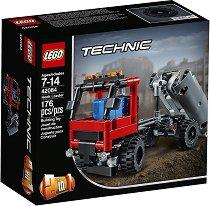 """Камион - 2 в 1 - Детски конструктор от серията """"LEGO Technic"""" -"""