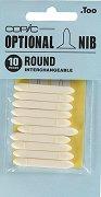 """Резервен писец за маркер - Round - Комплект от 10 броя от серията """"Classic"""""""