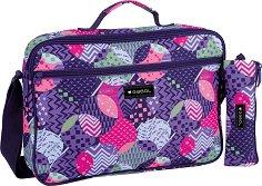 Чанта за рамо - Gabol: Globe - Комплект с несесер - раница