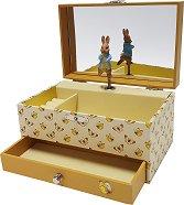 Музикална кутия - Зайчето Питър - играчка