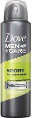 Dove Men+Care Sport Active+Fresh Anti-perspirant - ролон