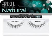 Ardell Natural Luckies Lashes - Мигли от естествен косъм -