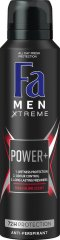 """Fa Men Xtreme Power+ Anti-Perspirant - Дезодорант против изпотяване за мъже от серията """"Fa Men Xtreme"""" - дезодорант"""