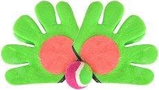 Ръкавици с велкро и топка - Комплект за игра - играчка