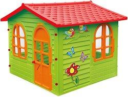 Детска сглобяема къща - Размери 118 / 127 / 150 cm - играчка