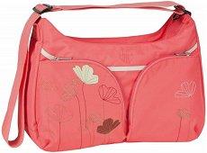 """Чанта - Basic Shoulder - Аксесоар за детска количка с подложка за преповиване и термобокс от серията """"4Family"""" -"""