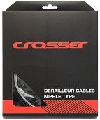 Брони, жила и накрайници за скорости - CROSSER - Велосипедни компоненти