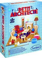 """Сглоби и оцвети хол - Творчески комплект от серията """"Petit Architecte"""" -"""