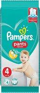 Pampers Pants 4 - Maxi - Гащички за еднократна употреба за бебета с тегло от 9 до 15 kg - продукт