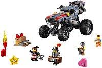 """Бъгито на Емет и Луси - Детски конструктор от серията """"LEGO: Movie 2"""" -"""