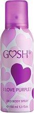 Gosh I Love Purple! Deo Body Spray -