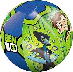 """Надуваема топка - Ben 10 - С диаметър ∅ 50 cm от серията """"Ben 10"""" - фигура"""