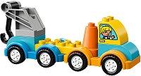 """My First - Влекач - Детски конструктор от серията """"LEGO Duplo"""" -"""