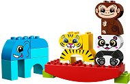 """My First - Балансиращи животни - Детски конструктор от серията """"LEGO Duplo"""" -"""