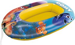 """Надуваема детска лодка - Дори - От серията """"Търсенето на Дори"""" - надуваем пояс"""