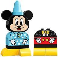 """My First - Мики Маус - Детски конструктор от серията """"LEGO Duplo"""" - играчка"""
