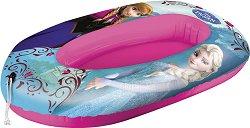 """Надуваема детска лодка - Елза и Анна - От серията """"Замръзналото кралство"""" -"""