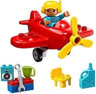 """Самолет - Детски конструктор от серията """"LEGO Duplo"""" - играчка"""
