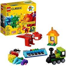 Детски конструктор в кутия - раница