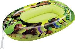 Надуваема детска лодка - Костенурките Нинджа - продукт