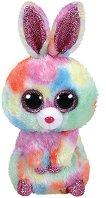 """Зайче - Bloomy - Плюшена играчка от серията """"Beanie Boos"""" - играчка"""