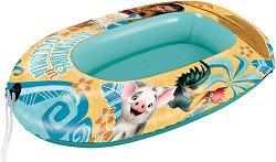 Надуваема детска лодка - Океански приключения - играчка