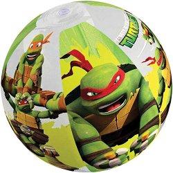 """Надуваема топка - Костенурките Нинджа - С диаметър ∅ 50 cm от серията """"Костенурките Нинджа"""" - играчка"""