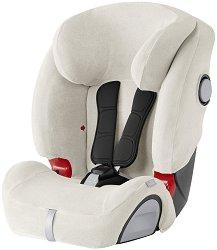 "Лятна калъфка - Аксесоар за детско столче за кола ""Evolva 1-2-3 SL SICT"" -"