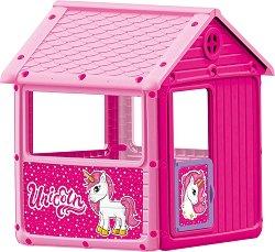 """Сглобяема къща за игра - Unicorn - От серията """"Еднорог"""" - продукт"""