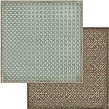 Хартии за скрапбукинг - Орнаменти - Размери 30.5 х 30.5 cm