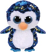 """Пингвин - Payton - Плюшена играчка от серията """"Flippables"""" - раница"""