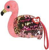 """Портмоне с пайети - Фламингото Gilda - От серията """"Flippables"""" - играчка"""