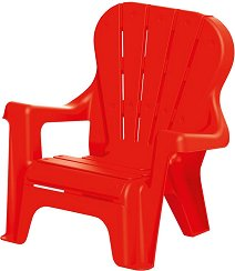 Детско столче с облегалка - играчка