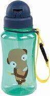 Детска бутилка - Wildlife Meerkat 460 ml -