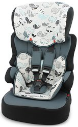 Детско столче за кола - X-Drive Plus 2019 - За деца от 9 до 36 kg -