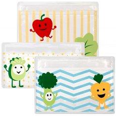 Торбички за съхранение на храна - Tummy Grumbles - продукт