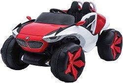 Детски акумулаторен джип - Big Nitro Motors - Комплект с дистанционно управление -