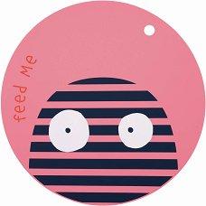 Подложка за хранене - Little Monsters Mad Mabel -