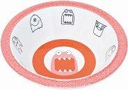 Меламинова купичка за хранене - Little Monsters Mad Mabel - продукт