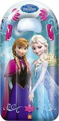 """Детска надуваема дъска за сърф - Елза и Анна - От серията """"Замръзналото кралство"""" - несесер"""