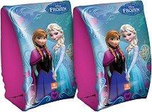 """Надуваеми пояси за ръце - Елза и Анна - С размери 25 x 15 cm от серията """"Замръзналото кралство"""" - несесер"""