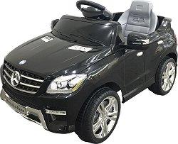Детска акумулаторна кола - Mercedes - Комплект с дистанционно управление -