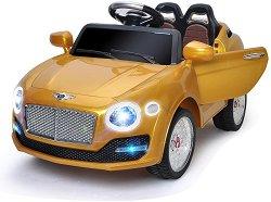 Детска акумулаторна кола - Mini Speed - Комплект с дистанционно управление -