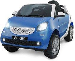 Детска акумулаторна кола - Smart - Комплект с дистанционно управление -